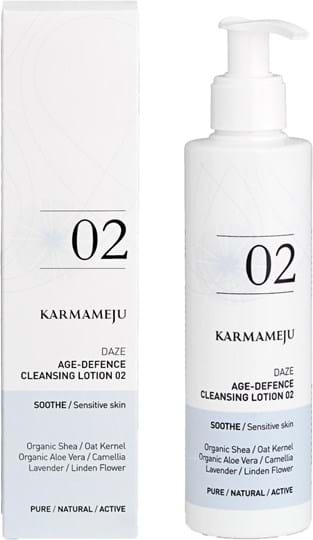 Karmameju Cleanser Cleansing Lotion 02 Daze