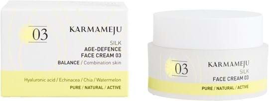 Karmameju Face Cream 03 Silk