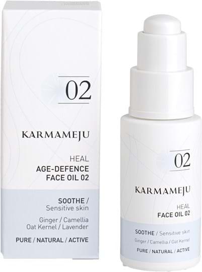 Karmameju Face Oil 02 Heal