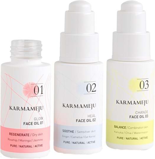 Karmameju Face Oil 02 Heal 40 ml