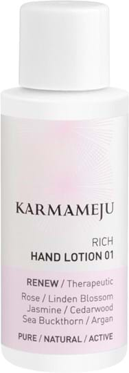 Karmameju Hand Lotion 01 Rich