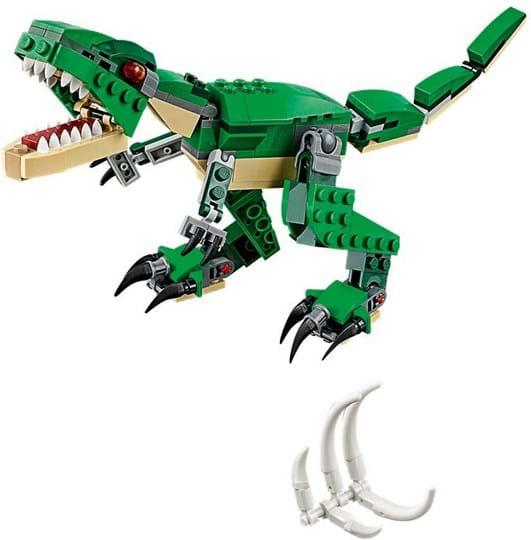 LEGO, line: LEGO Creator, mighty dinosaurs