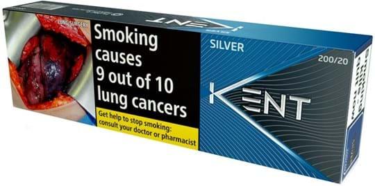 Kent Silver 200