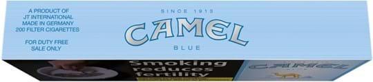 Camel Blue 200s