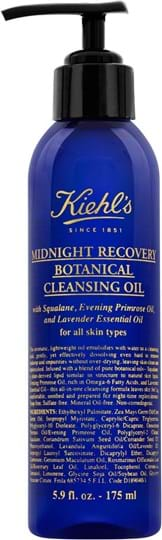 Kiehl's Midnight Recovery Cleansing oil 180 ml