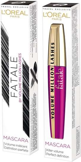 L'Oréal Paris Volume Million Lashes Fatale N°01 Black