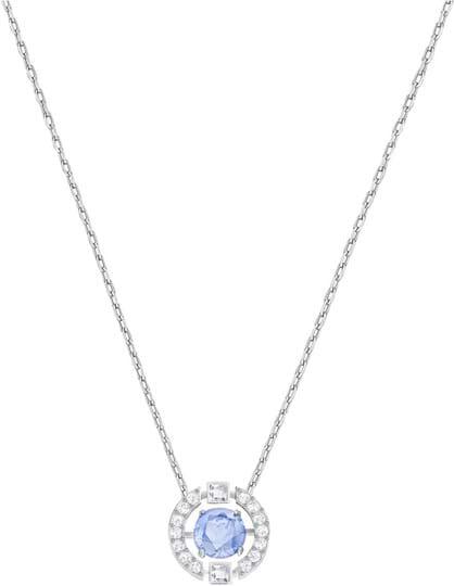 Swarovski, Sparking, women's necklace, 38cm
