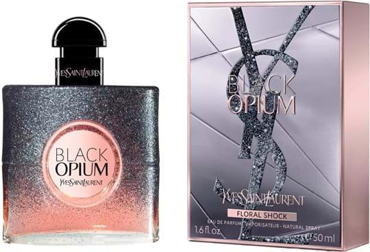 Yves Saint Laurent Black Opium Floral Shock Eau de Parfum 50 ml