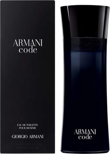 Giorgio Armani Armani Code Eau de Toilette 200ml