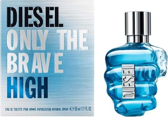 Diesel Only the Brave High Eau de Toilette 50 ml