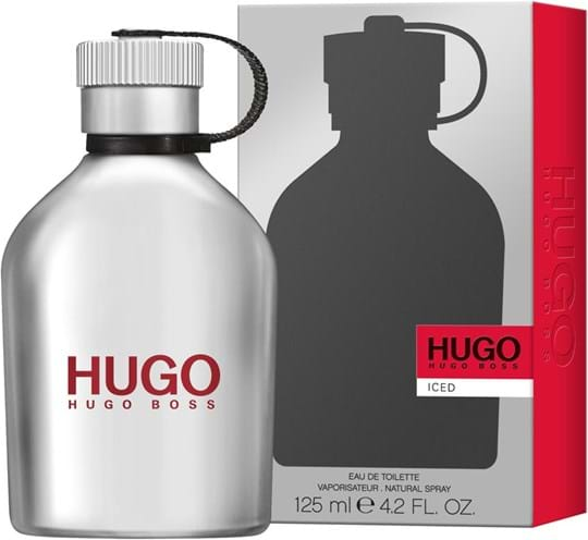 Boss Hugo Iced Eau de Toilette 125ml