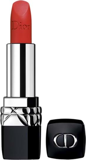 Dior Rouge‑læbestift N° 888 Strong Matte