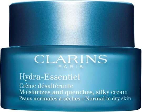 Clarins Hydra Essentiel Silky Cream – normal til tør hud 50ml