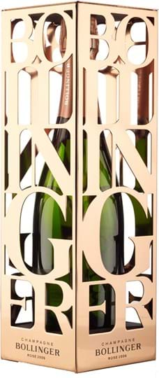 Bollinger, Rose Vintage, Champagne, AOC, brut, rose 0.75L
