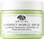 Origins A Perfect World-fugtighedscreme SPF 40