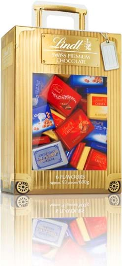 Lindt Assorted Napolitains Trolleys 600g