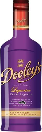 Dooley's The Original Liquorice Cream Liqueur 15% 1L