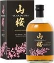 Yamazakura Japanese Blended Whisky 40% 0,7L gaveæske