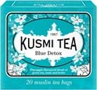 Blue Detox - 20 muslin tea bags 1,55 OZ.
