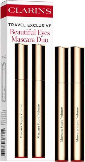 Clarins New Supra Volume Mascara‑duosæt