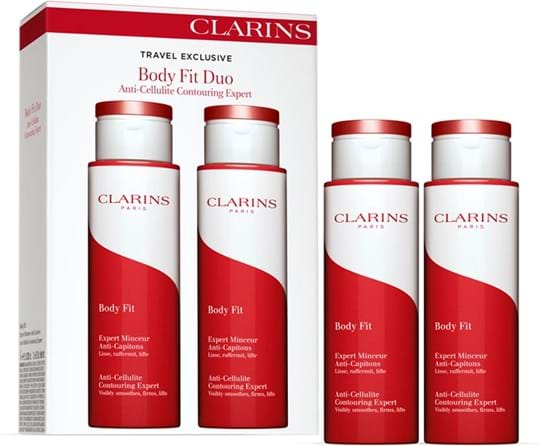Clarins Travel Sets Duo cont.: Body Fit Lotion 2x200 ml (GH 1020041) replaces GH 1026302