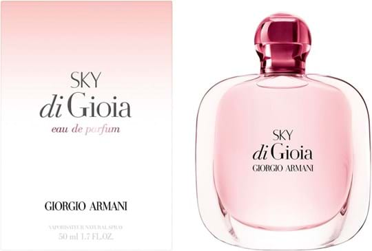 Giorgio Armani Gioia Eau de Parfum (Sky)