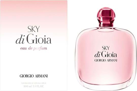 Giorgio Armani Sky Di Gioia Eau de Parfum 100ml