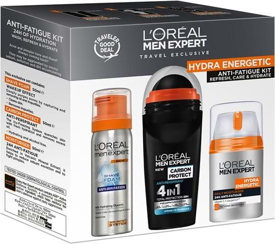 L'Oréal Paris Hydra Energetic Set
