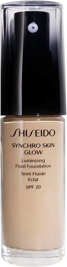 Shiseido Synchro Skin Glow Luminizing Foundation Neutral 2 30 ml