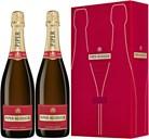 Piper-Heidsieck, Cuvée Brut, Champagne, AOC, brut, hvid, 2x0,75L, dobbeltpakke