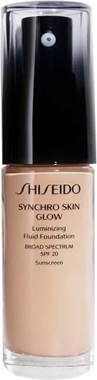 Shiseido Synchro Skin Glow Luminizing Foundation Rose 2 30 ml