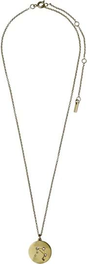 PILGRIM, women's necklace, size Onesize