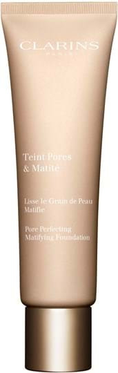 Clarins Teint Pores & Matite Foundation N° 04 Nude Ambery 30 ml