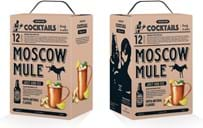 Classic Cocktails Moscow Mule 12.5% 1.5L Bag in Box