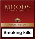 Moods Gold Filter 5x20s