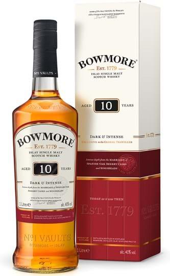 Bowmore 10y 40% 1L