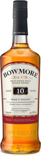 Bowmore 10yo, giftbox