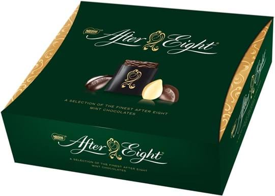 After Eight Travel Exclusive gift Box 363g