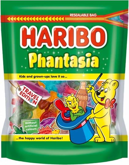 HARIBO Phantasia, pose, 750g