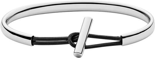 Skagen Anette Women's bracelet, stainless steel, silver