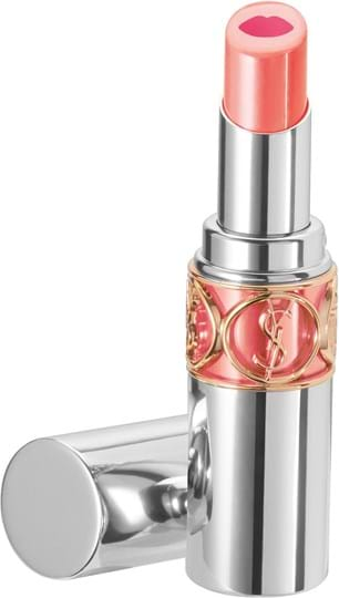 Yves Saint Laurent Volupté Tint-in-Balm-læbestift N°7 Flirt Me Coral