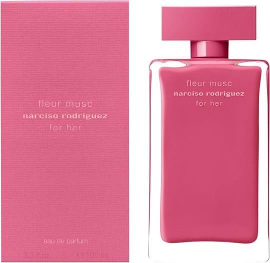 Narciso Rodriguez Fleur Musc For Her Eau de Parfum 100ml