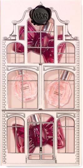 Viktor & Rolf Coffret Flowerbomb Coffrert cont.: 2x Eau de Parfum 7 ml + 2x Bonbon Eau de Parfum 7 ml