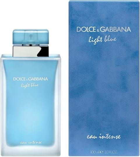 Dolce & Gabbana Light Blue Eau Intense Eau de Parfum 100ml