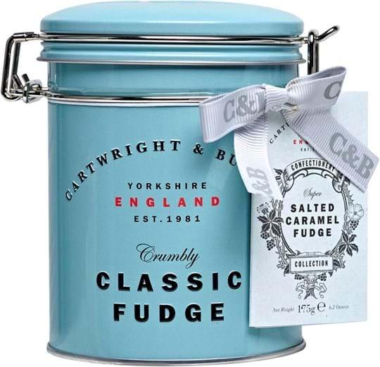 Cartwright & Butler Caramel Fudge