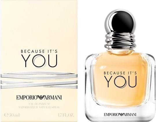 Giorgio Armani Emporio Armani You Because It's You Eau de Parfum 50 ml