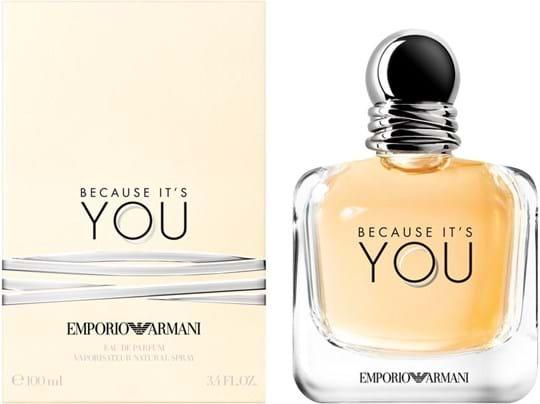 Giorgio Armani Emporio Armani You Because It's You Eau de Parfum 100ml