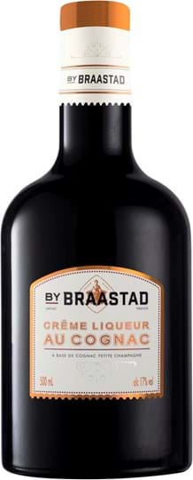 Braastad Creme Liqueur au Cognac 17% 0,5L PET