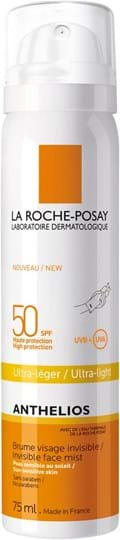 La Roche Posay Anthelios Invisible Fresh Mist SPF 50+ 75 ml