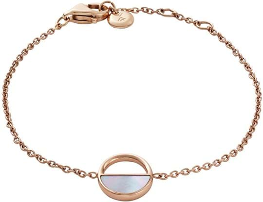 Skagen Elin Women's bracelet, stainless steel, rose gold